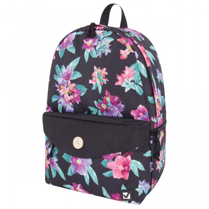Купить Школьные рюкзаки, Brauberg Sydney Рюкзак Flowers