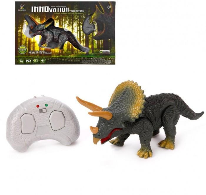 Купить Радиоуправляемые игрушки, Наша Игрушка Динозавр радиоуправляемый SPL235931