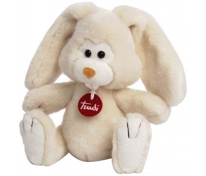 Мягкие игрушки Trudi Заяц Вирджилио 24 см trudi котёнок брэд серо белый 24 см