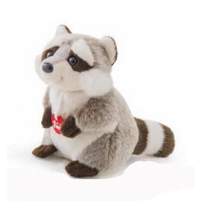 Мягкие игрушки Trudi Енот делюкс 15 см мягкая игрушка енот в саратове