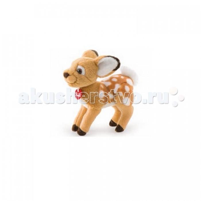 Мягкие игрушки Trudi Олененок делюкс 15 см