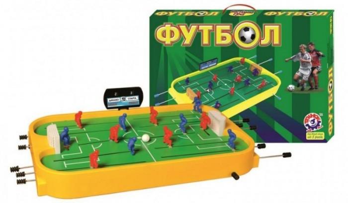Настольные игры Технок Настольная игра Футбол на штангах