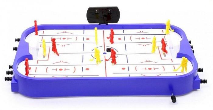 Фото - Настольные игры Технок Настольная игра Хоккей на штангах настольная игра радуга забавные