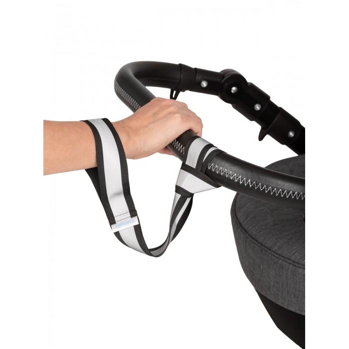 дождевики на коляску trottola для прогулочной коляски travel Аксессуары для колясок Trottola Светоотражающий поводок безопасности для детской коляски Leash Reflect Plus