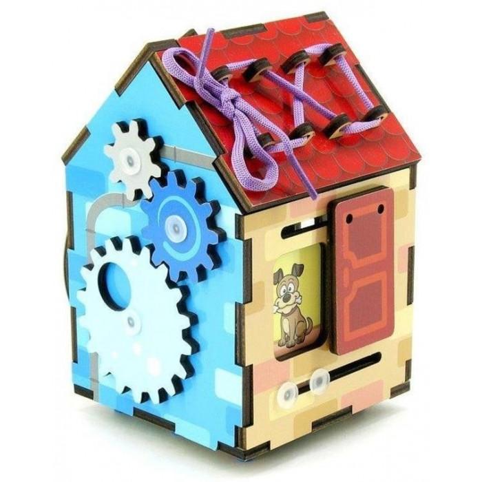 Деревянные игрушки Тимбергрупп Бизи-домик