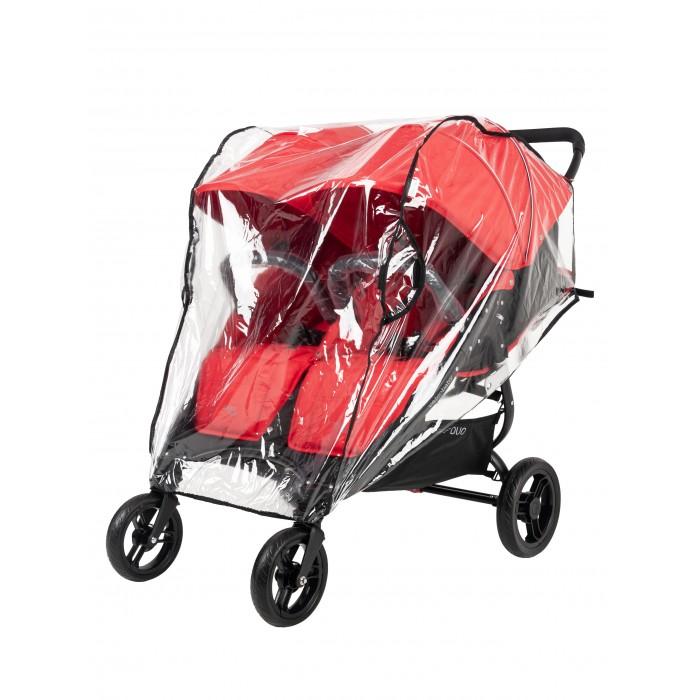 дождевики на коляску trottola для прогулочной коляски travel Дождевики на коляску Trottola для прогулочной коляски для двойни Travel Duo
