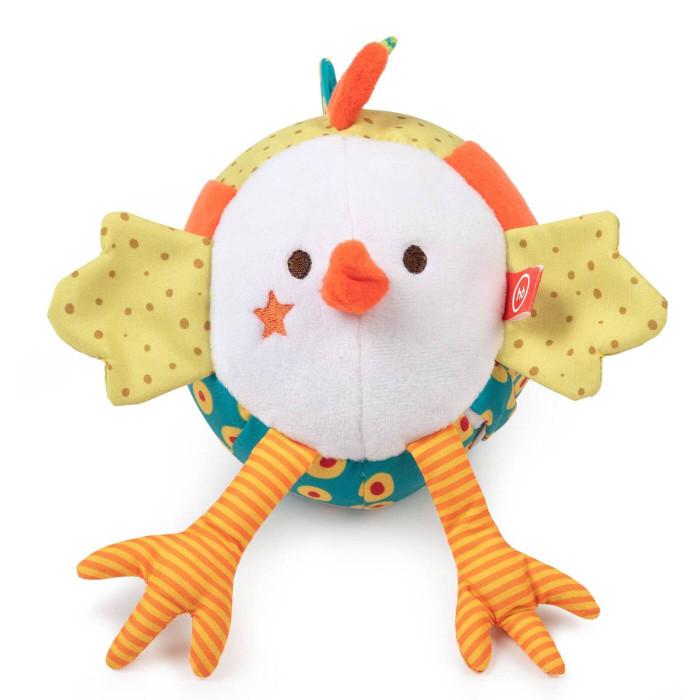 Интерактивная игрушка Happy Baby Курочка Ксюша фото