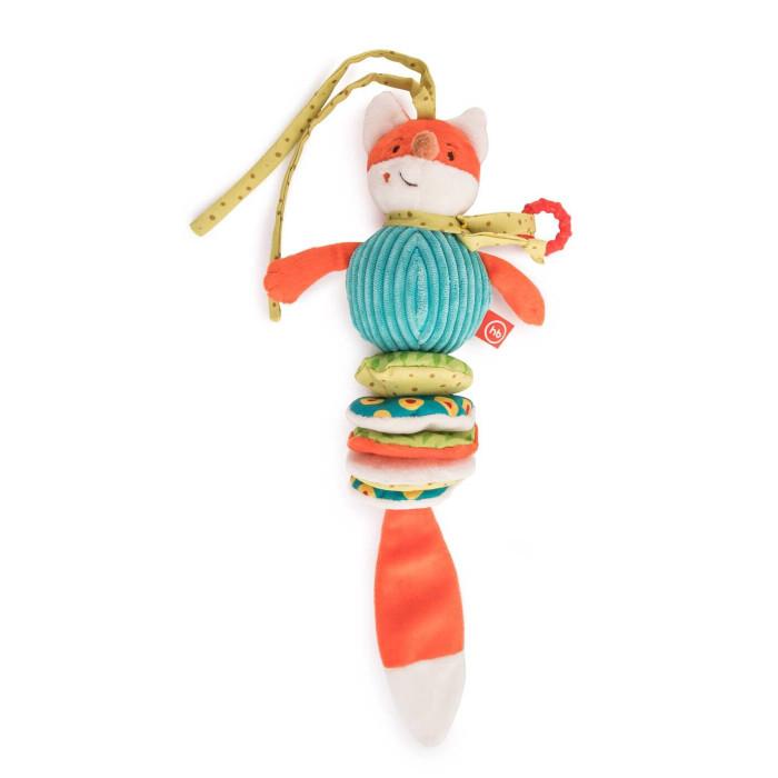 Купить Подвесные игрушки, Подвесная игрушка Happy Baby Лисичка Люся