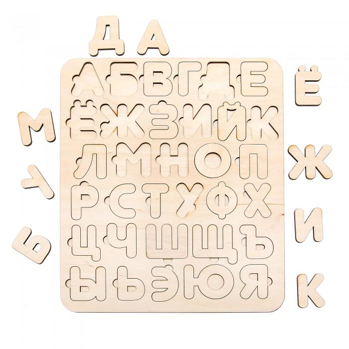 Деревянная игрушка Kett-Up Раскраска Познавательный Алфавит