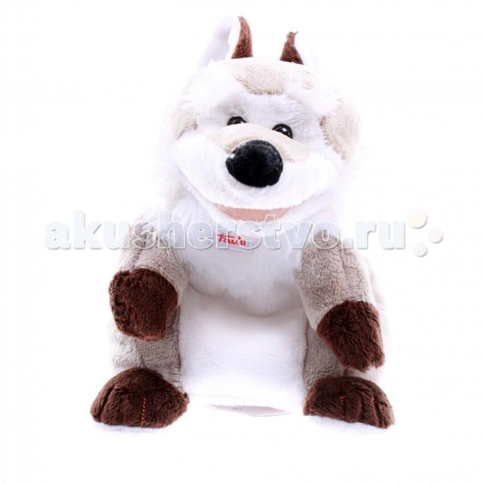 Trudi Игрушка на руку Волк 25 см