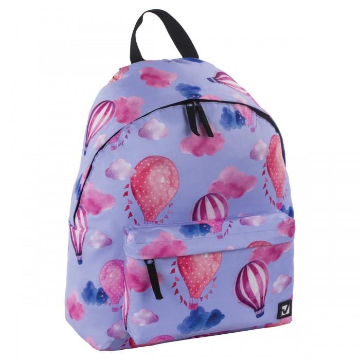 Школьные рюкзаки Brauberg Рюкзак универсальный сити-формат Воздушные шары