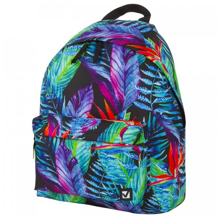 Школьные рюкзаки Brauberg Рюкзак универсальный сити-формат Экзотика