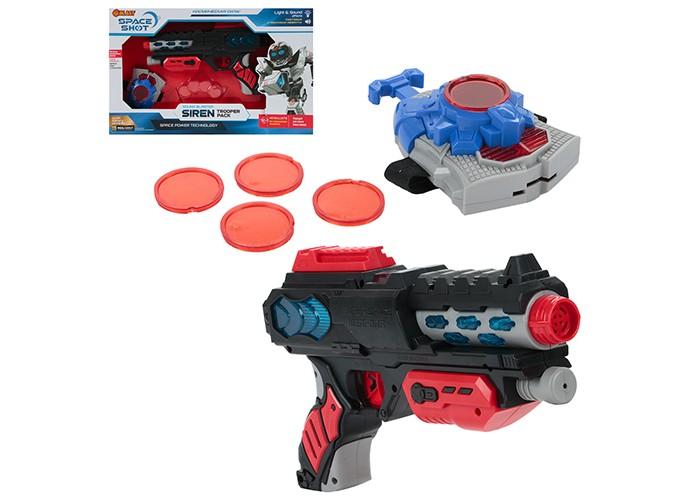 Игровые наборы G Blast Набор игровой Космический рыцарь со светом и звуком на батарейках игровой набор shantou t10759 43 см со звуком пьющая писающая