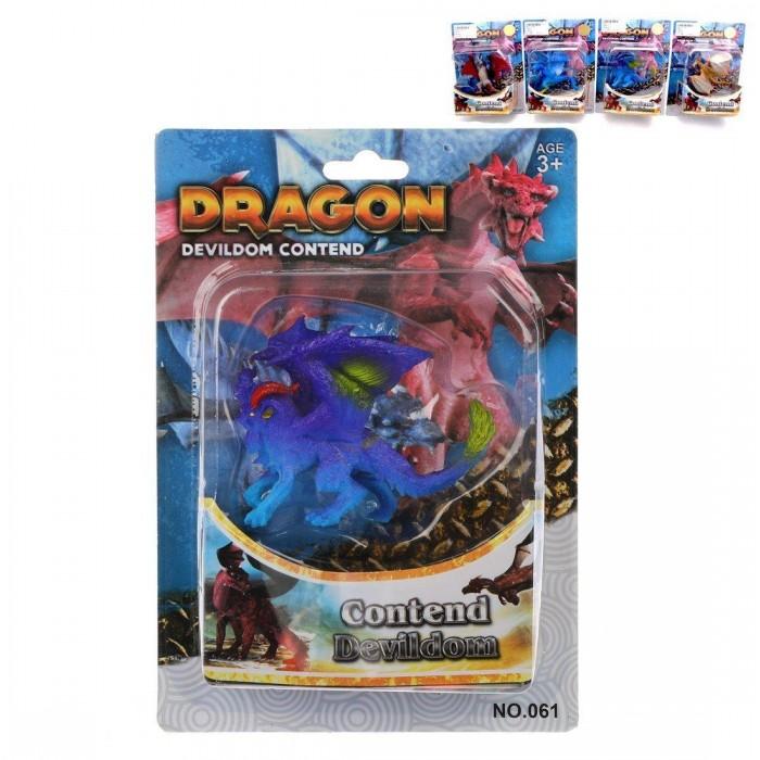 Игровые фигурки Наша Игрушка Дракон 9 см