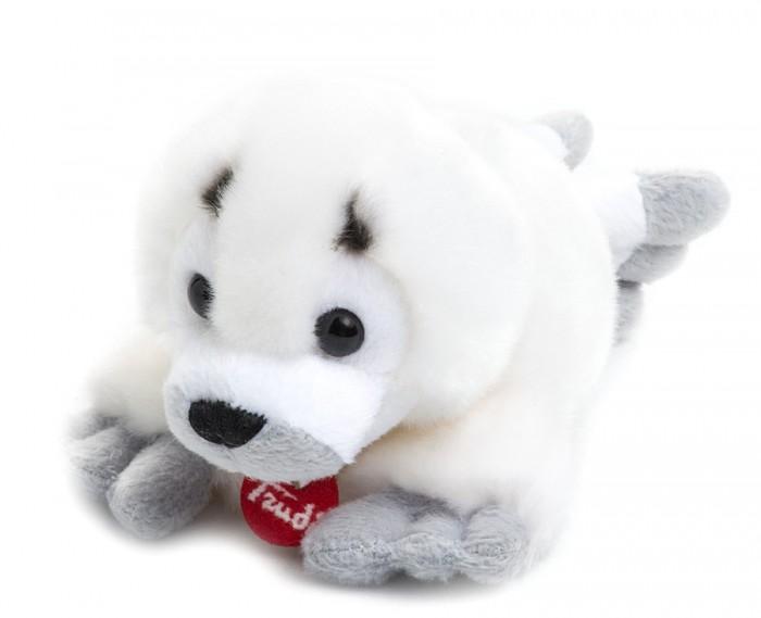 Мягкие игрушки Trudi Белый Тюлень 15 см развивающие игрушки tolo toys тюлень