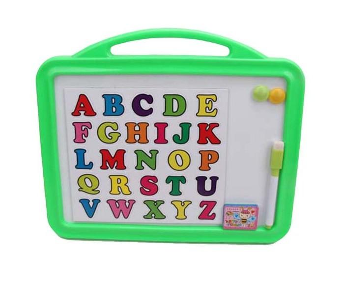Доски и мольберты Наша Игрушка Магнитная доска Английский алфавит ikea скурар доска магнитная