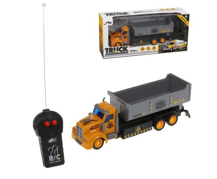 Радиоуправляемые игрушки Наша Игрушка Машина на радиоуправлении Грузовая 2 канала
