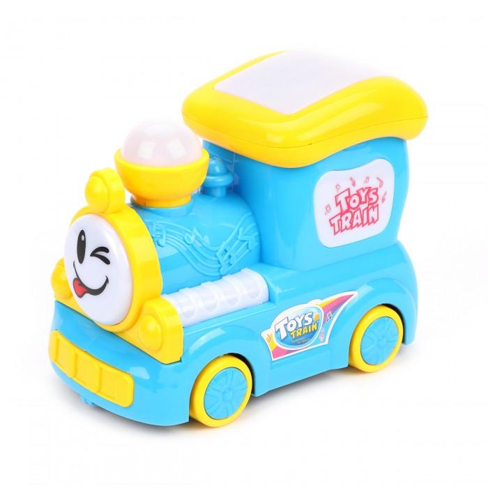 Купить Электронные игрушки, Наша Игрушка Паровозик 200226423