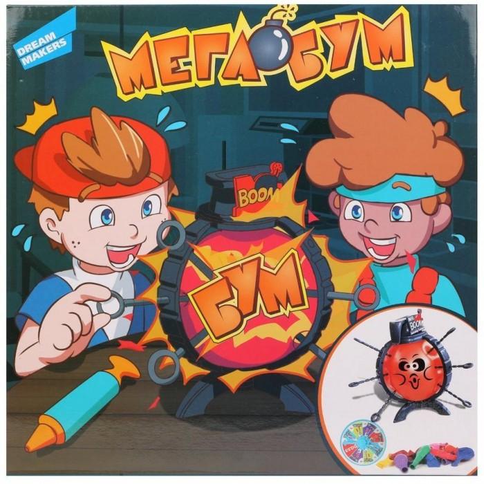 Купить Настольные игры, Dream makers Настольная игра Мега Бум