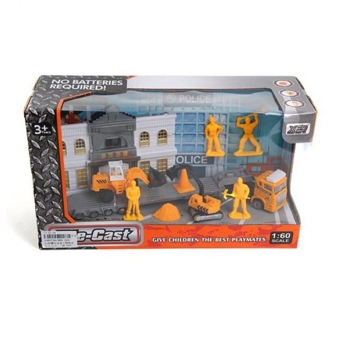 Купить Игровые наборы, Наша Игрушка Игровой набор Строители