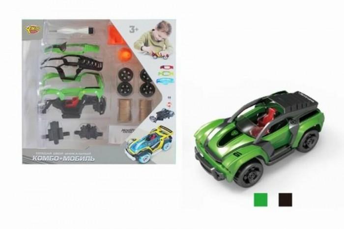 Купить Машины, Наша Игрушка Игровой набор Юный гонщик (17 предметов)