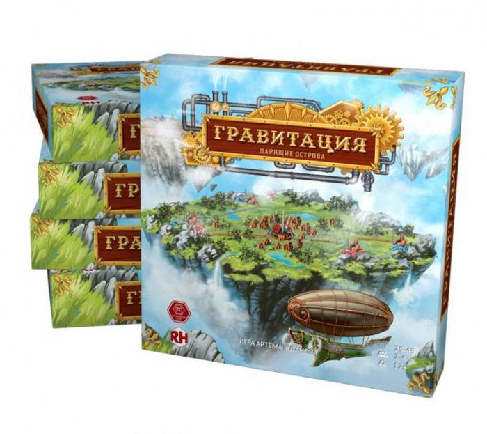 Картинка для Правильные игры Настольная игра Гравитация Парящие острова