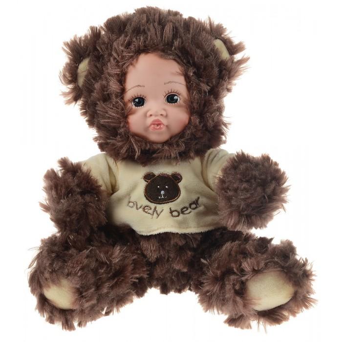 Мягкие игрушки Fluffy Family Мой мишка 681240 мягкая игрушка fluffy family мой мишка 20 см
