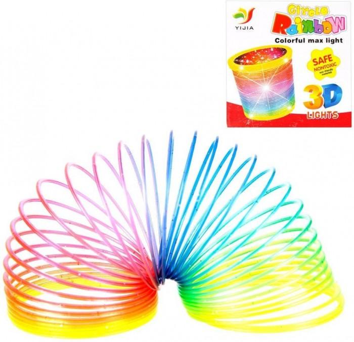 Фото - Развивающие игрушки Наша Игрушка слик Летняя радуга с блестками 6.5x5.5 см сумки для детей наша игрушка сумочка радуга 20х16 см
