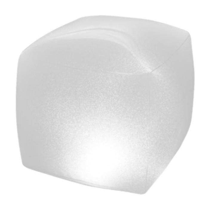 Светильник Intex Надувной куб с иллюминацией 23х23х22 см