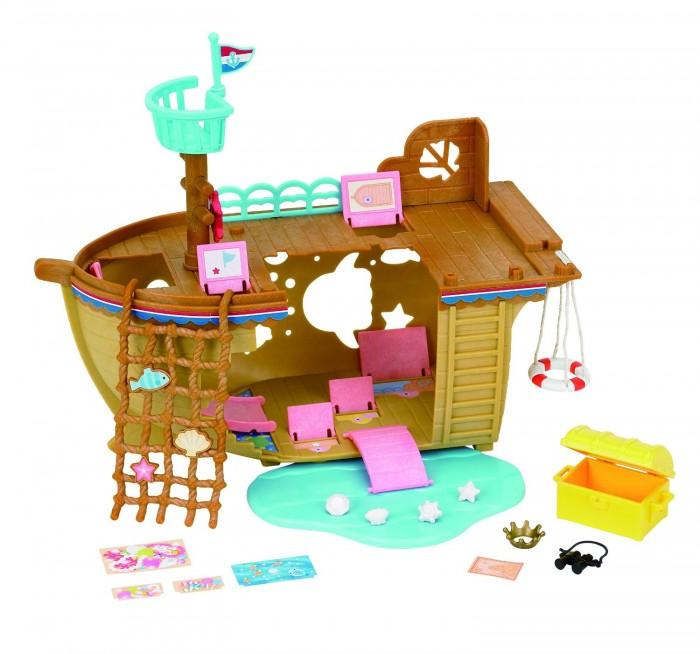 Игровые наборы Sylvanian Families Набор Детская площадка Сокровища морей игровые наборы esschert design набор игровой kg118