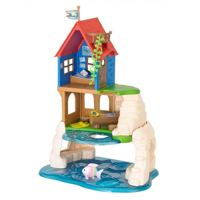 Кукольные домики и мебель Sylvanian Families Домик на рифе