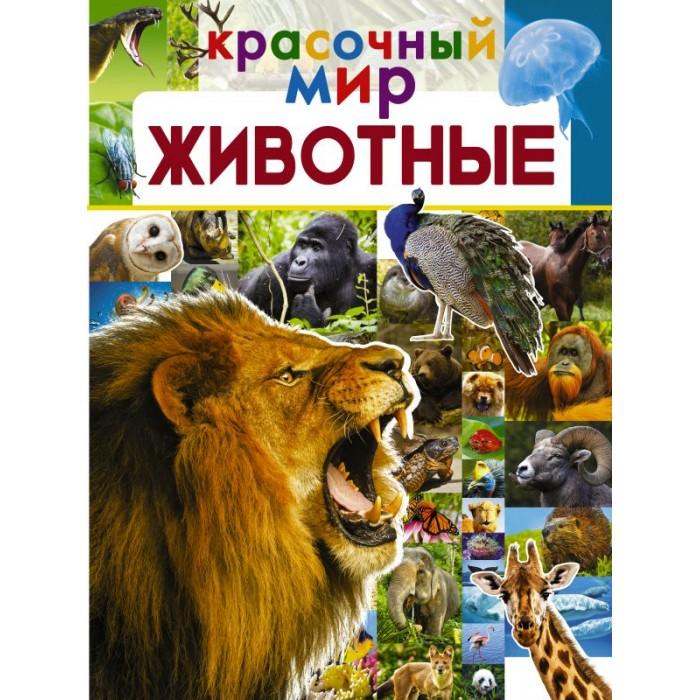 Издательство АСТ Книга Красочный мир Животные фото