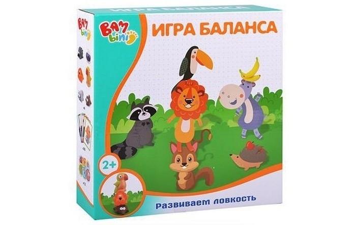 Купить Игры для малышей, Bambini Настольная игра Игра Баланса