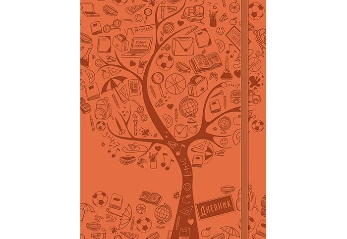Картинка для Канцелярия Апплика Дневник универсальный Дерево 48 листов