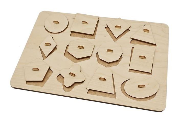 Фото - Деревянные игрушки Tau Toy Игра логическая Геометрия Монтессори 28х19 см деревянные игрушки уланик игра монтессори грибная поляна 25 грибочков