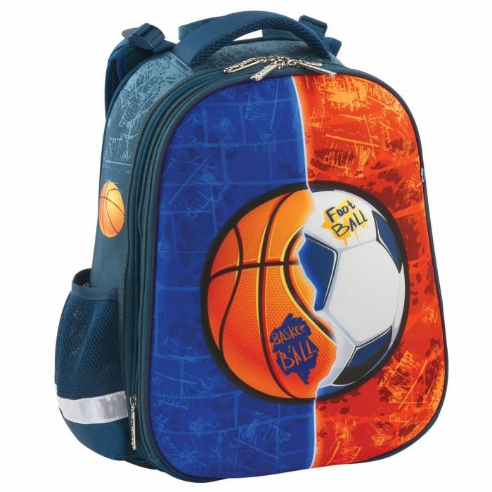 Школьные рюкзаки Юнландия Extra Ранец Sports ball юнландия ранец extra sports ball 228802 синий оранжевый
