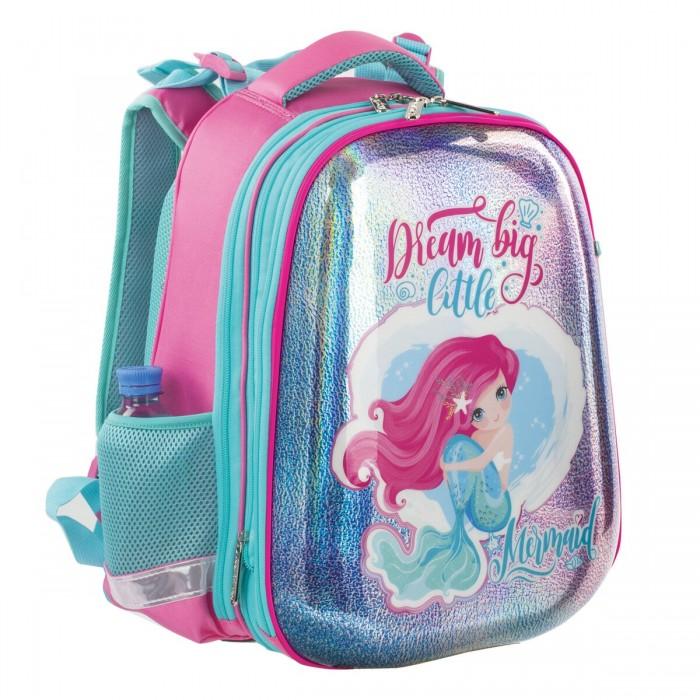 Школьные рюкзаки Юнландия Extra Ранец Mermaid