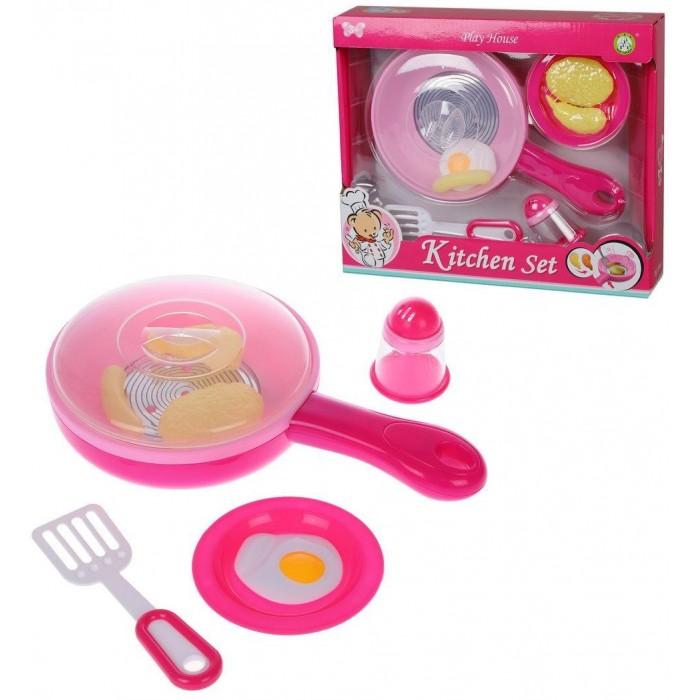 Картинка для Ролевые игры Наша Игрушка Игровой набор Кухонные принадлежности (9 предметов)