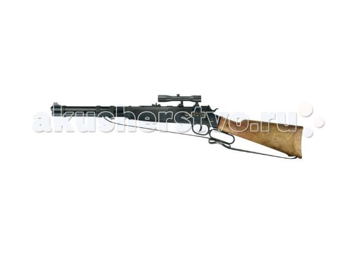 игрушечное оружие Игрушечное оружие Sohni-wicke Игрушечное оружие Пистолет Bonny 12-зарядные Gun Agent 238mm в коробке