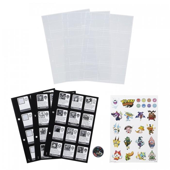 Hasbro Страницы для Альбома Коллекционера Йо-Кай-Вотч