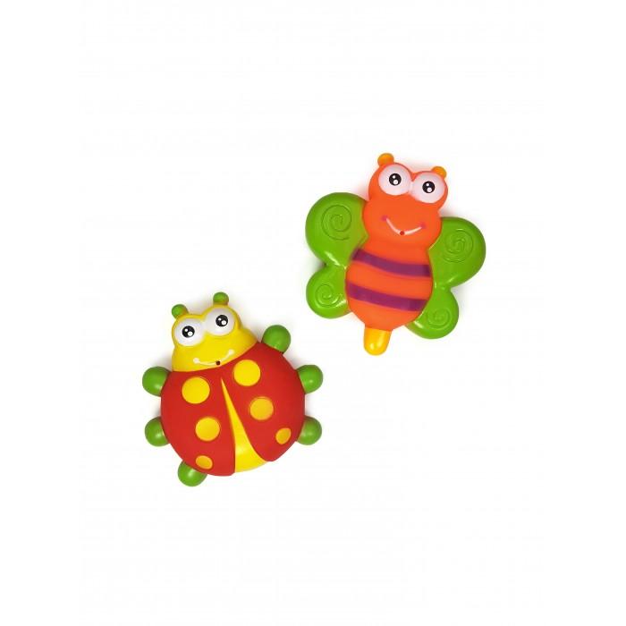 Игрушки для ванны ЯиГрушка Игрушка для ванной Летний Сад Гусеница и Улитка 2 шт. игрушки для ванны munchkin игрушка для ванной пирамидка гусеница