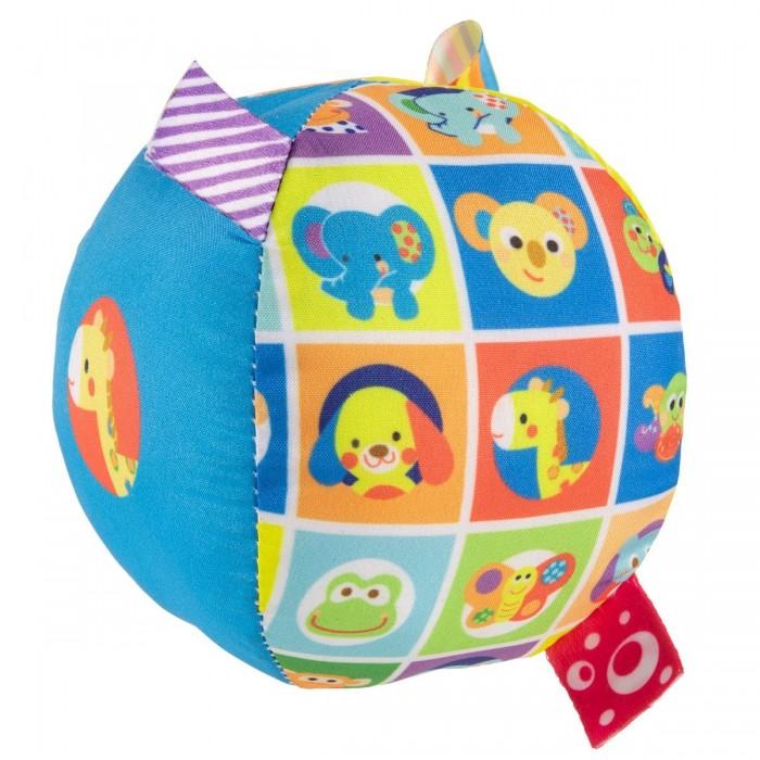 Развивающие игрушки Chicco Мягкий мячик