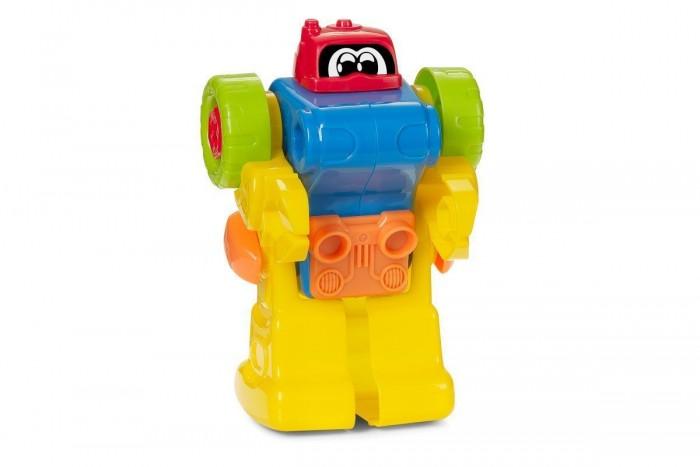 Развивающая игрушка Chicco Конструктор Трансформаблокс
