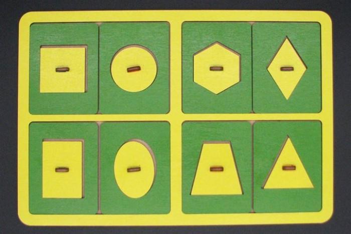 Фото - Деревянные игрушки Tau Toy Игра логическая Вкладыши Монтессори 28х19 см деревянные игрушки уланик игра монтессори грибная поляна 25 грибочков