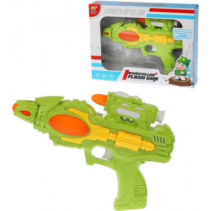 Купить Игрушечное оружие, Наша Игрушка Бластер электрифицированный AK-2271