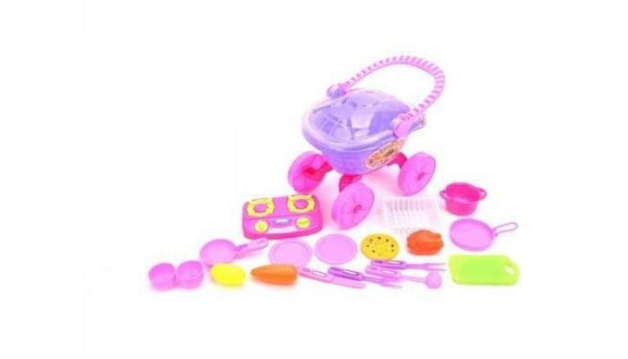 Ролевые игры Наша Игрушка Игровой набор Посуда (19 предметов) 9902-2