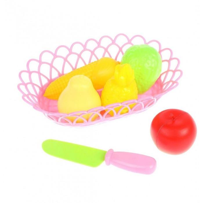 Ролевые игры Наша Игрушка Игровой набор Продукты (7 предметов) ролевые игры совтехстром игровой набор продукты 2 10 предметов