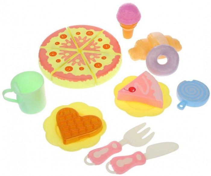 Ролевые игры Наша Игрушка Игровой набор Продукты (11 предметов) ролевые игры совтехстром игровой набор продукты 2 10 предметов