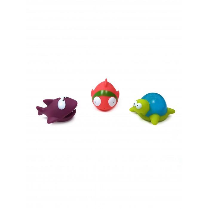 lalaloopsy tinies 539827 лалалупси малютки уп ка из 3 шт русалочка пират рыбка Игрушки для ванны ЯиГрушка Игрушка для ванной Морские животные Акула, Рыбка и Черепашка 3 шт.