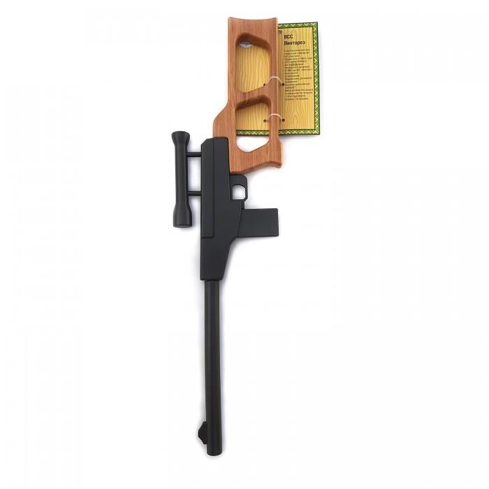 Фото - Игрушечное оружие ЯиГрушка Винтовка ВСС игрушечное оружие яигрушка автомат ак 47 яиг 103